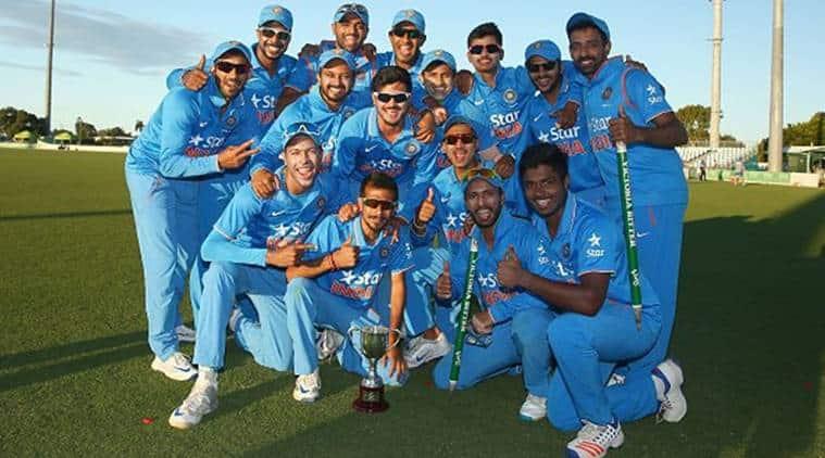 Board of Control for Cricket, BCCI, India A quadrangular series win, India A vs Australia A, Rahul Dravid, Anurag Thakur, cricket, sports, sports news