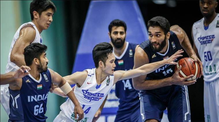 India vs Chinese Taipei, India basketball team, Chinese Taipei basketball team, FIBA, India basketball ranking, Basketball news, Basketball