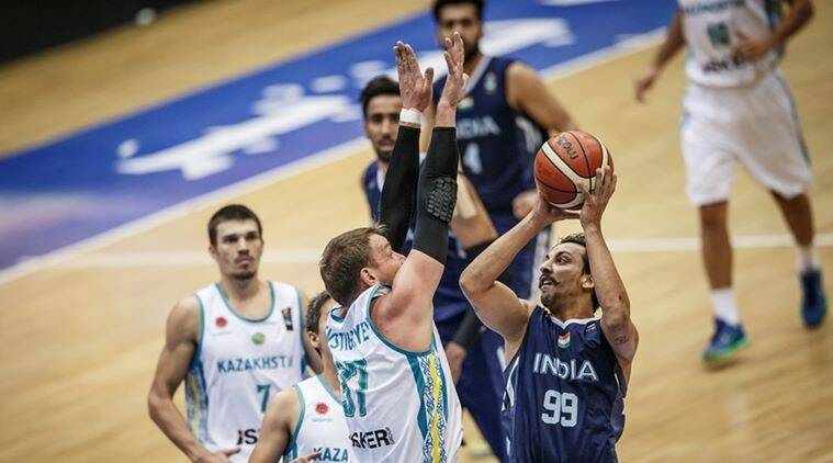 India Kazakhstan, India vs Kazakhstan, India Kazakhstan, Kazakhstan India basketball, India vs Kazakhstan basketball, Sports, FIBA Asia Challenge, Sports
