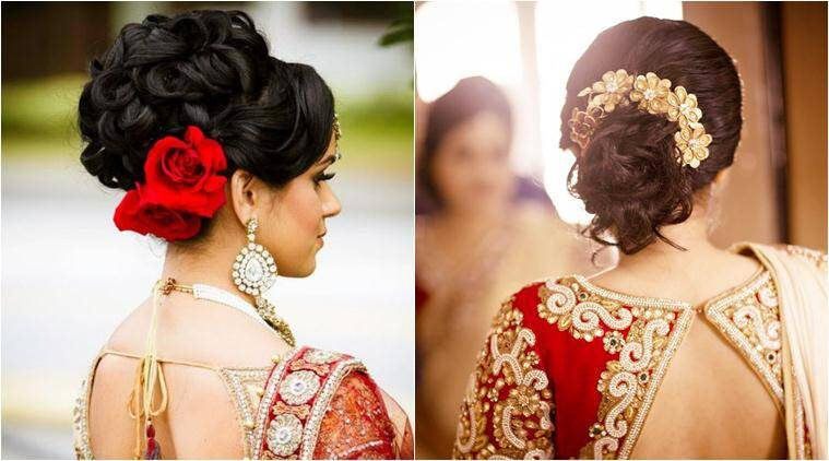 Bride Hair Style Few Hairstyling Mistakes To Avoid On Your Wedding Day  The Indian .