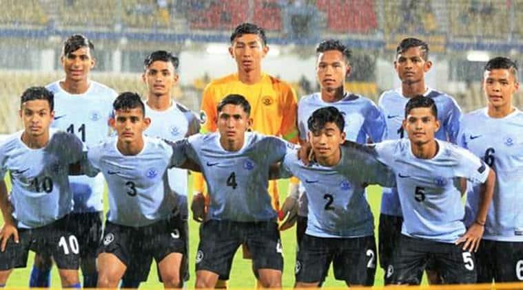 India vs Saudi Arabia, Saudi Arabia vs India, India football, Saudi Arabia football, AFC U-16 Championship, Football news, Football