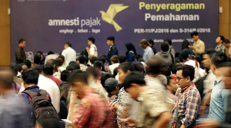 indonesia, indonesia tax amnesty, indonesia revenue, indonesia tax exemption, indonesia news, world news