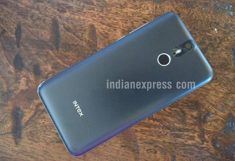 promo code e587b e5c33 Intex Aqua S7 launched at Rs 9,499, will work with Reliance Jio SIM ...