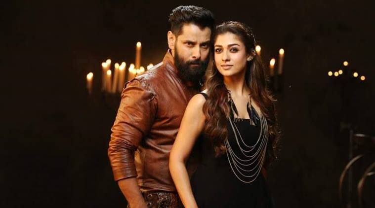 Iru Mugan, Iru Mugan box office, Iru Mugan box office collections, Vikram, Iru Mugan vikram, Iru Mugan movie, Iru Mugan movie box office collections, Iru Mugan grossings, Iru Mugan earnings, nayanthara, nithya menen, entertainment, indian express, indian express news