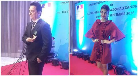 Sajid Nadiadwala's French honour well  deserved: Jacqueline Fernandez