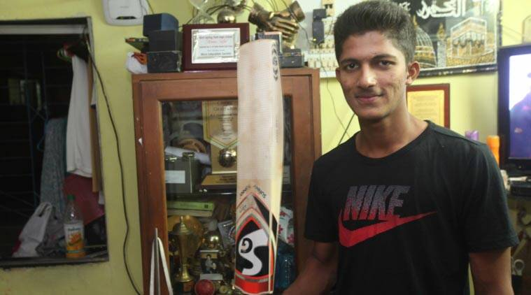 Armaan returns from injury with 300, with a little help from Sehwag