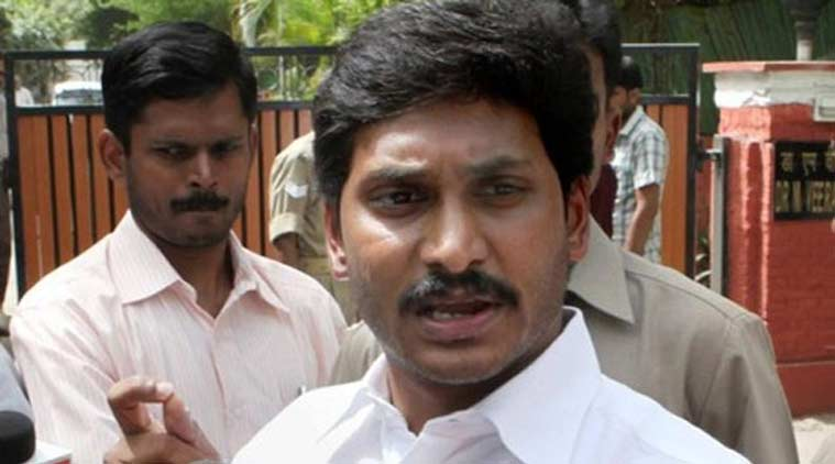 Chandrababu Naidu, Jagan Mohan Reddy, YSR Congress Party, India news, indian express news