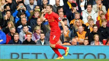 Liverpool destroy Hull-City 5-1