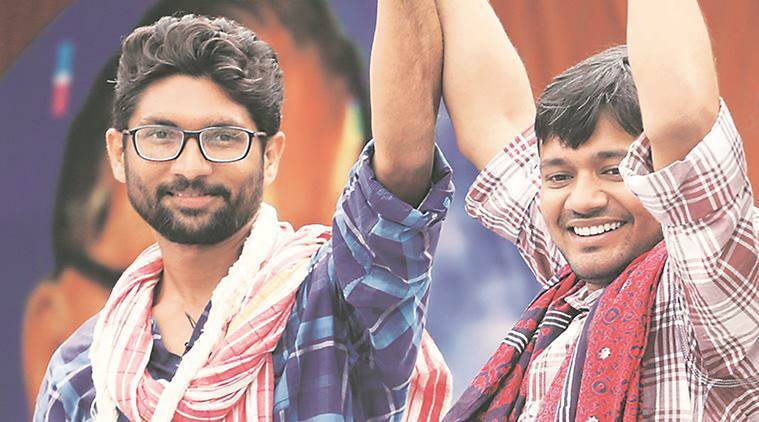 Jignesh Mevani, Jignesh Mevani dalit, Jignesh Mevani protest, Jignesh Mevani arrest, Jignesh Mevani dalit agitation, gau rakshak, ban, BJP, central government, India news