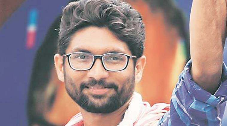 jignesh mevani, rail roko, dalit protest, dalit demands, Maninagar assembly , Maninagar railway station, dalit atrocities,Dalit Adhikar Manch, dam, dalit protests, gujarat government, una flogging, india news, latest news