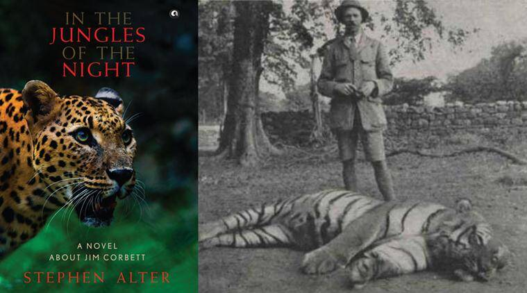 jim corbett, jim corbett park, jim corbett tiger, jim corbett hunting, jim corbett hunting stories, books on jim corbett,   In the Jungles of the Night book,  In the Jungles of the Night book review, latest news, indian express