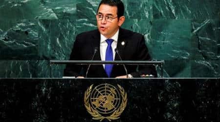 Following United States lead, Guatemala moves embassy toJerusalem
