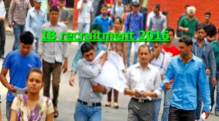 IB recruitment, IB recruitment, www.mha.nic.in, Govt jobs 2016, Intelligence Bureau Recruitment, Intelligence Bureau, education news, indian express