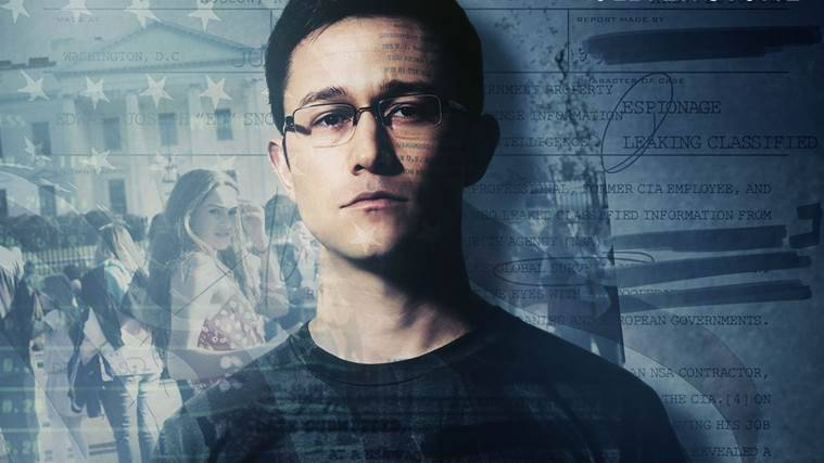 Joseph Gordon-Levitt, who plays whistleblower Edward Snowden says making the movie has given him a new insight into issues of security and privacy.