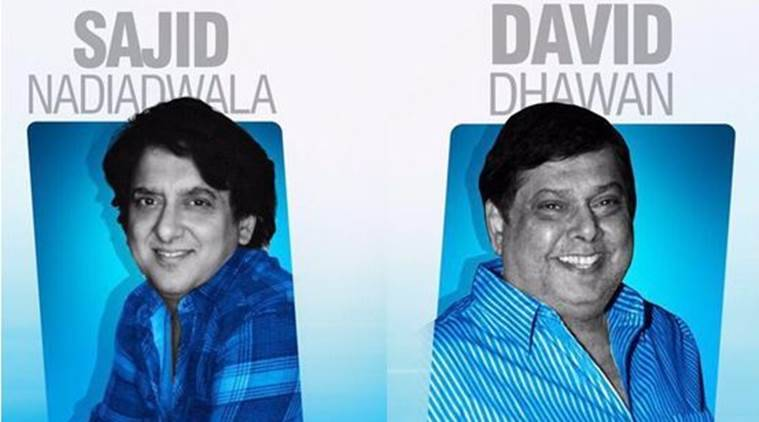 David Dhawan, who directed the original will helm the sequel as well.