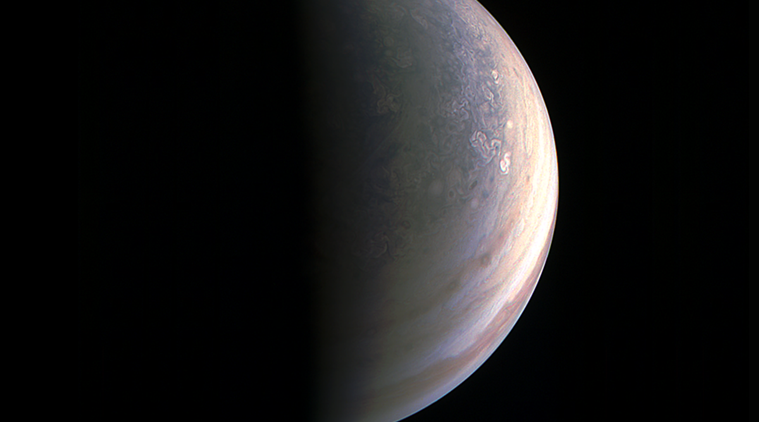 Juno images reveal that Jupiter's poles are unlike anything NASA imagined