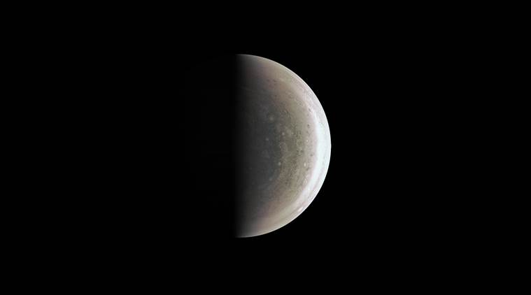 JUNO, NASA JUNO, JUPITER, NASA JUPITER, jupiter north, north jupiter, juno sends 1st photo juno, latest news, space, space news