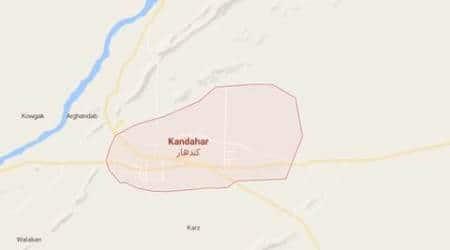 Afghanistan, gunmen attack, Kandahar, hospital attack, Afghanistan news, world news, latest news, Indian express