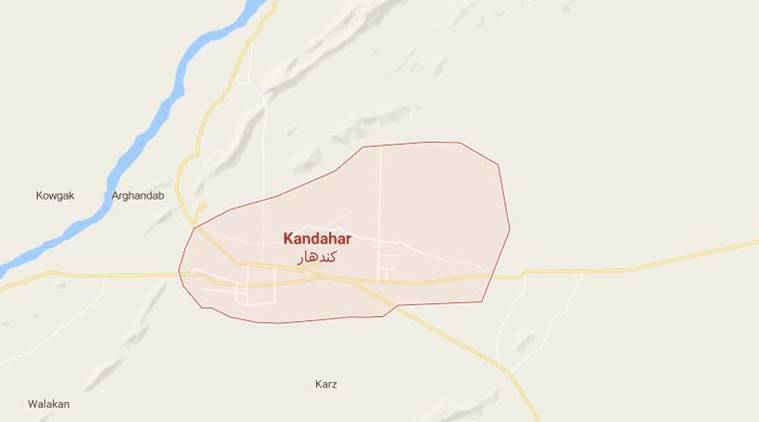 Afghanistan, gunmen attack, Kandahar, hospital attack, Afghanistan news, world news, latest news, Indian express