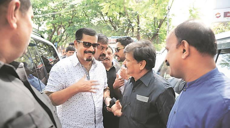 cauvery, cauvery dispute, cauvery water dispute, karnataka dispute, cauvery verdict, vatal nagaraj, kannada activists, jingoism, BJP, BJP mla, kannada BJP MLA, anti-Tamil agitations, bengaluru theatre, kannada theatre, kannada plays, Siddaramaiah , Sa Ra Govindu, film producer Sa Ra Govindu, Kannada film icon Dr Rajkumar, Muthappa Rai, don Muthappa Rai, dawood ibrahim, T A Narayana Gowda, indian express news, india news, latest news