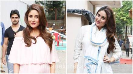One Kareena Kapoor, two different looks. So, she aced them both