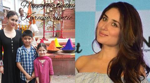 'Happy B'day Kareena auntie':  Harshali Malhotra's adorable wish for Bajrangi Bhaijaan co-star