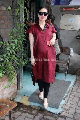 Kareena Kapoor, Kareena Kapoor khan, Kareena Kapoor baby bump, Kareena Kapoor baby, Amitabh Bachchan, Amitabh Bachchan Pink, Big B, Big B Pink, Shoojit Sircar, Disha Patani, Disha Patani dhoni, DIsha Patani MS Dhoni, Sussanne Khan, Hrithik roshan exwife, Entertainment, indian express, indian express news