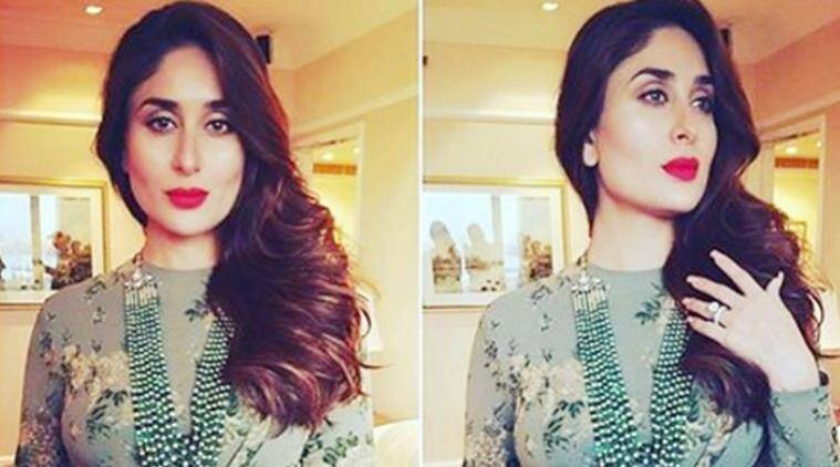 Strobing can help define your features and bring out the glow just like Kareena Kapoor Khan. (Source: Instagram/kareenabebo)