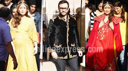 Kareena Kapoor said no to Saif Ali Khan's proposal twice? But thank God she finally said yes!