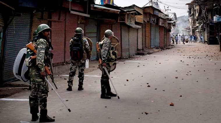 kashmir issue, kashmir unrest, kashmir violence, kashmir journalist, kashmir news update, india news, indian express,