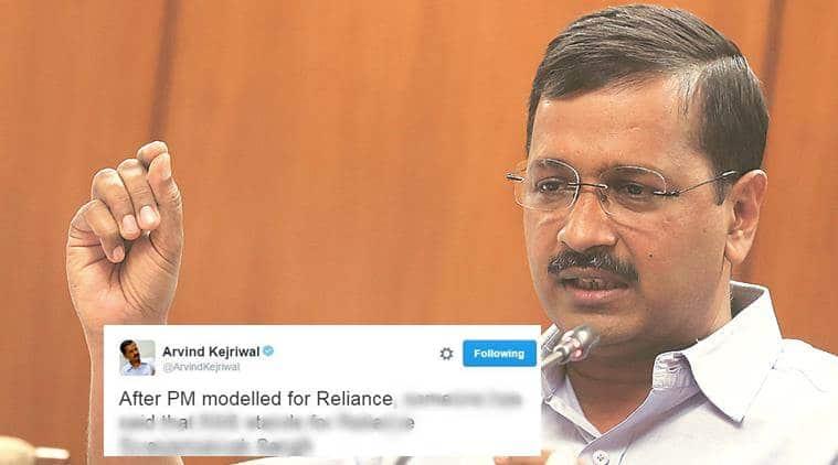 Here's what Kejriwal said