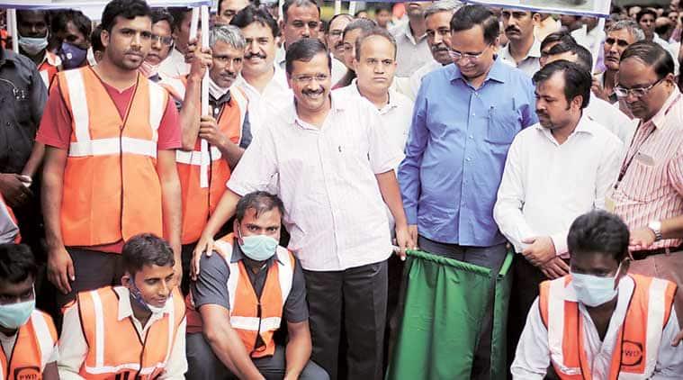 aap, delhi, delhi dengue, delhi chikunguniya, delhi fogging, aap govt, delhi govt, aap news, sisodia, manish sisodia, arvind kejriwal, kejriwal, delhi news
