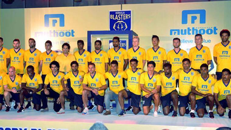 kerala blasters unveil squad for isl 2016 sports news the indian