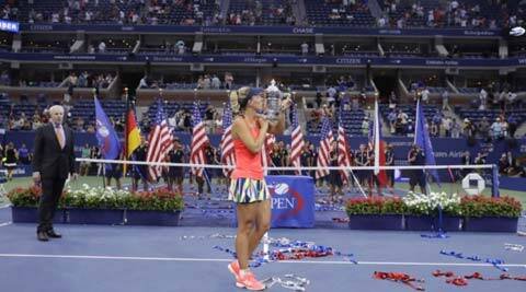 US Open champ Angelique Kerber starting to like sound of No. 1  ranking