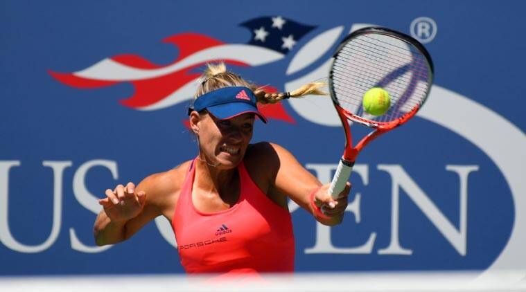 Steady Kerber advances to third round