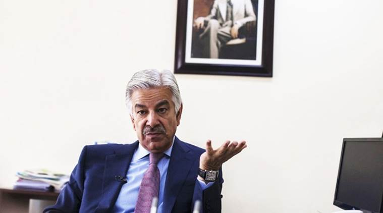 khawaja asif, pakistan defense minister, pakistan soldiers killed, pakistan warns india, pakistan threatens india, india pakistan war, LoC, line of control
