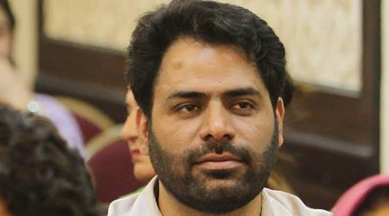 Khurram Parvez, Kashmir, Delhi protest, kashmir delhi protest, parvez, kashmir activist arrest, news, latest news, Delhi news, India news, national news