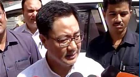 Final solution to ULFA demands very soon: Union Minister Kiren Rijiju