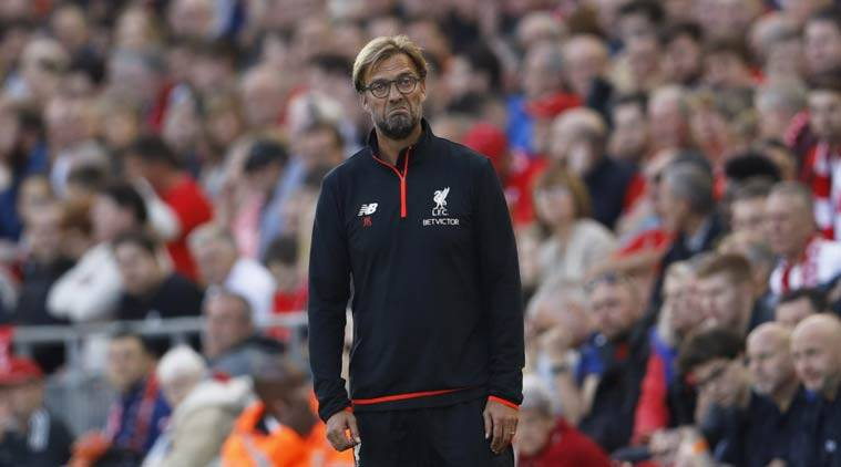Touchline tussle beckons for Klopp and Conte