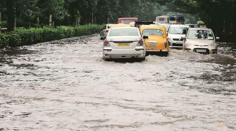 rainfall kolkata, rains kolkata, kolkata rain, kolkata weather, kolkata water logging, kolkata news