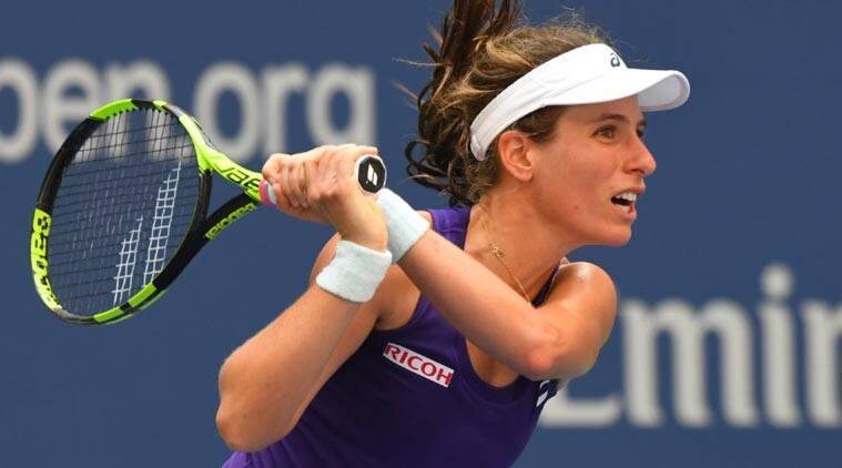 US Open 2016 - Jo Konta out after shock defeat to Sevastova