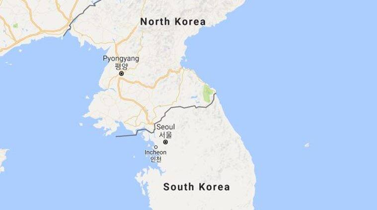 north korea, south korea, Seoul, North Korean soldier, north korea military, south korea north military, world news, indian express, indian express news