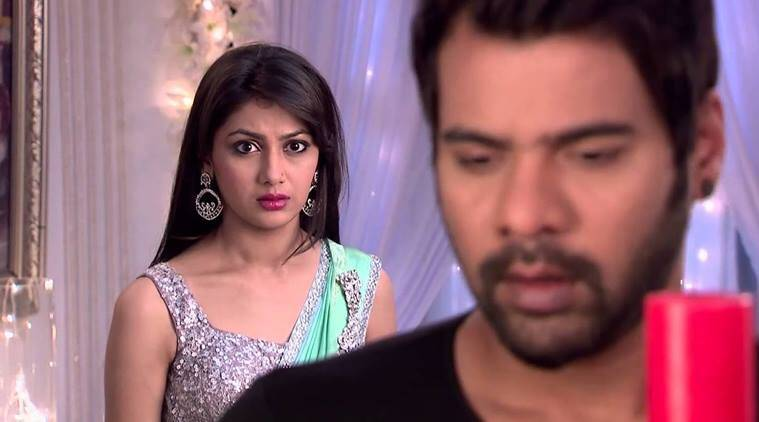 Kumkum Bhagya, Kumkum Bhagya 25th october 2016, Kumkum Bhagya 25th october 2016 episode, Kumkum Bhagya story, Shabir Ahluwalia, Sriti Jha, Kumkum Bhagya updates, Kumkum Bhagya serial, Kumkum Bhagya latest updates, Entertainment, indian express, indian express news