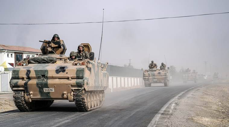 kurdish militants captured, turkish security forces, turkey kurdish, world news, indian express,