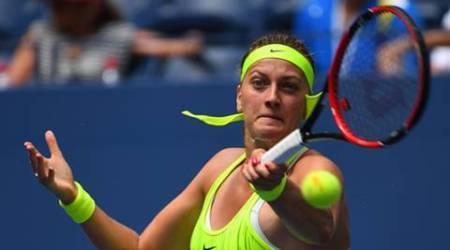 Petra Kvitova battles into third round