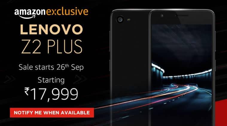 Lenovo, Lenovo Z2 plus launch, Lenovo Z2 Plus india, Lenovo Z2 Plus price india, Lenovo Z2 Plus launch india, Lenovo Zuk 2, Lenovo Z2 Plus features, Lenovo Z2 Plus specs, Lenovo Z2 Plus offers, Lenovo Z2 Plus quiz, smartphone, technology news, indian express