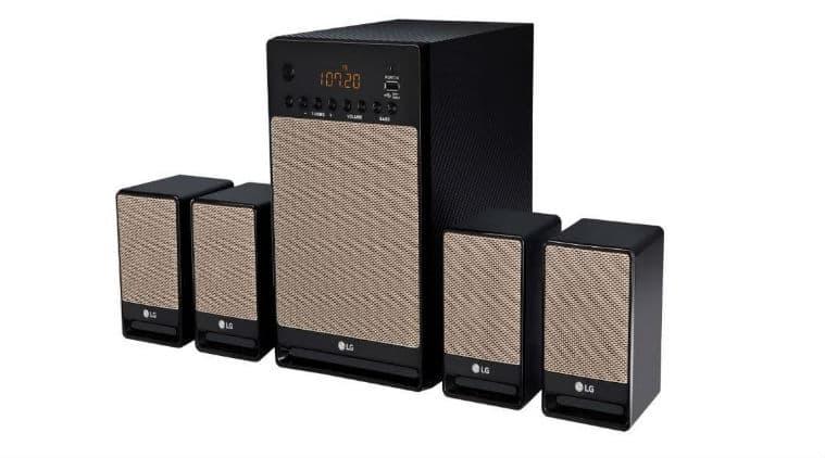 LG speakers LH62/LH64