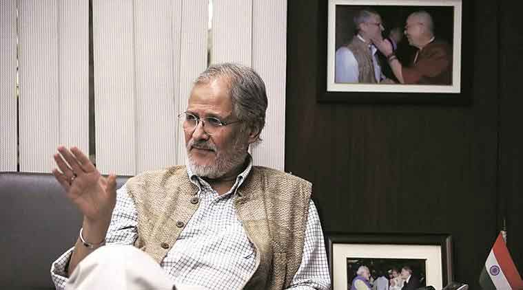 najeeb jung, lg forms panel, aap govt files, aap government, lg najeeb jung, three-member panel, delhi govt, delhi news, india news
