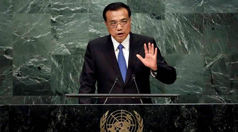 china pakistan, pakistan kashmir, kashmir, uri attack, pakistan terrorsim, india pakistan, united nation, UNGA, world news, Li Keqiang