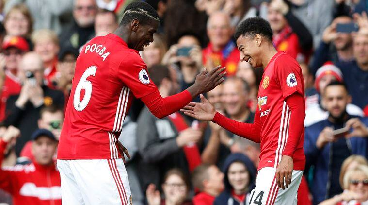 Jesse Lingard said that he wants to take it game by game in this season. (Source: Reuters)